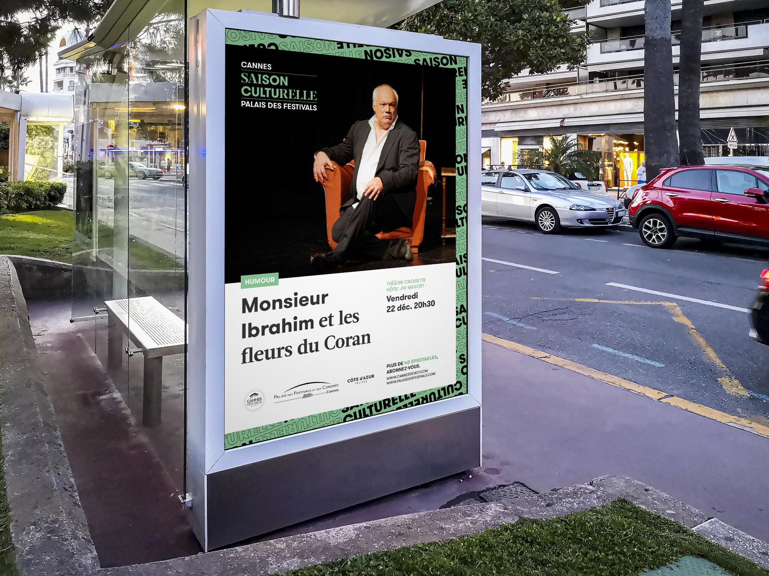 Palais Da Saison Culturelle Abris Bus Cannes 4