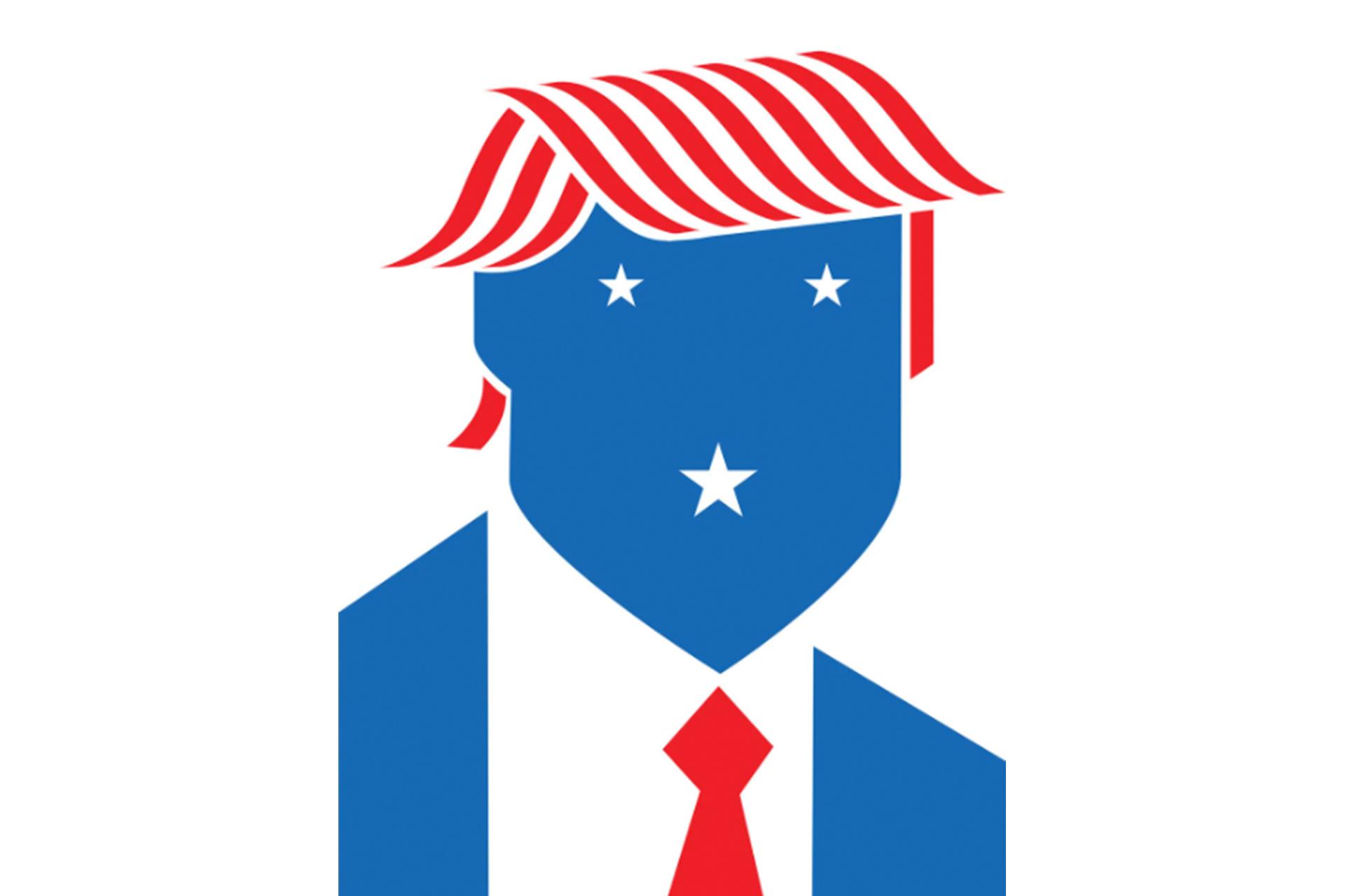 Portrait Trump Niemann