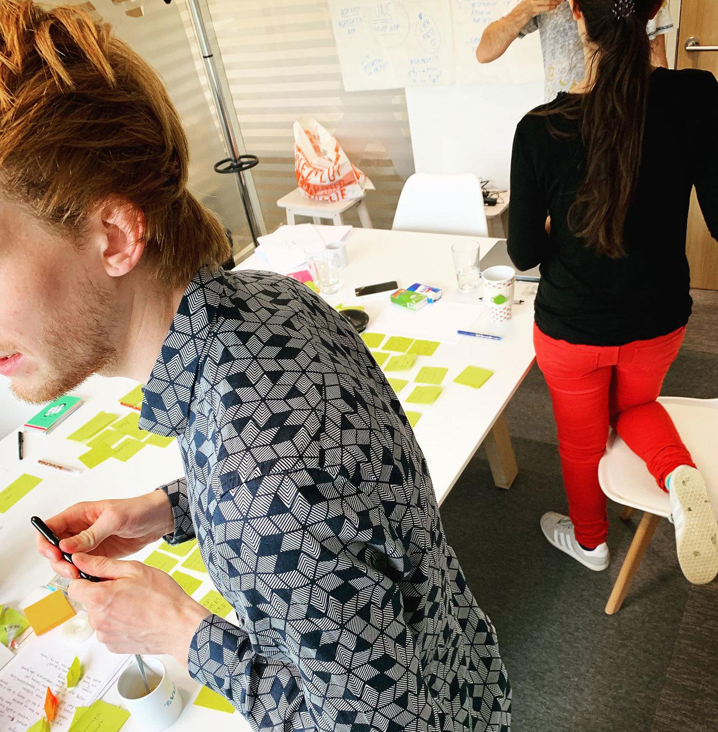 Vulog Nice Workshop Uxdesign
