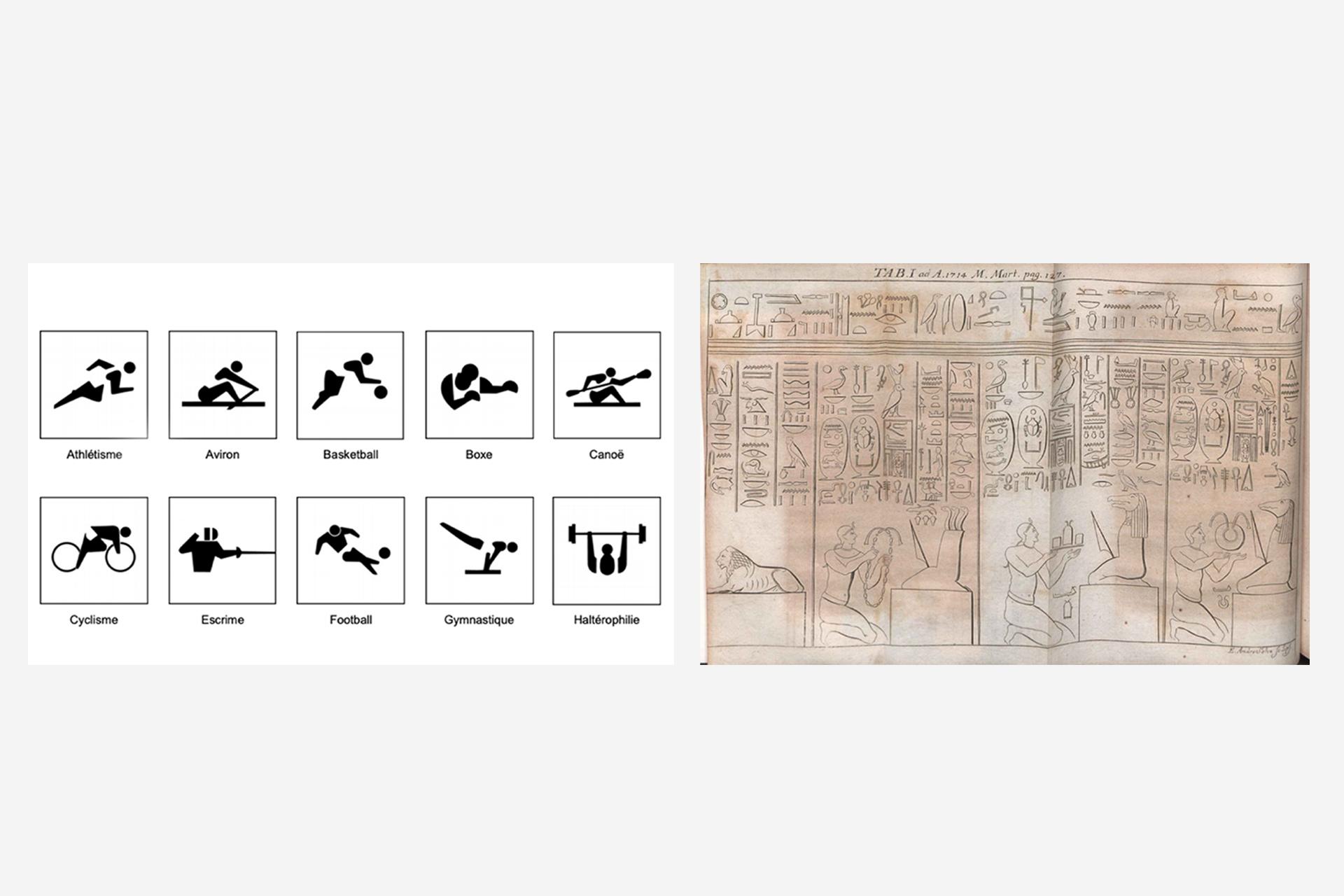 Jo Tokyo Hieroglyphes