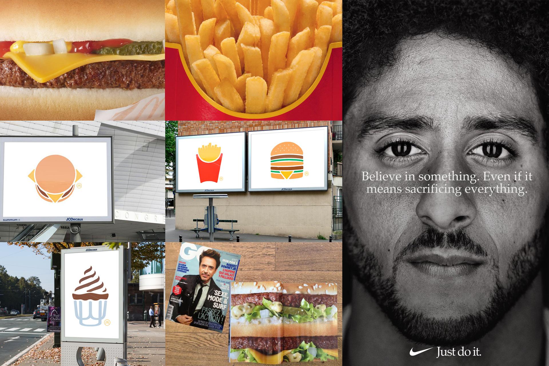 Mcdonalds Nike Ad