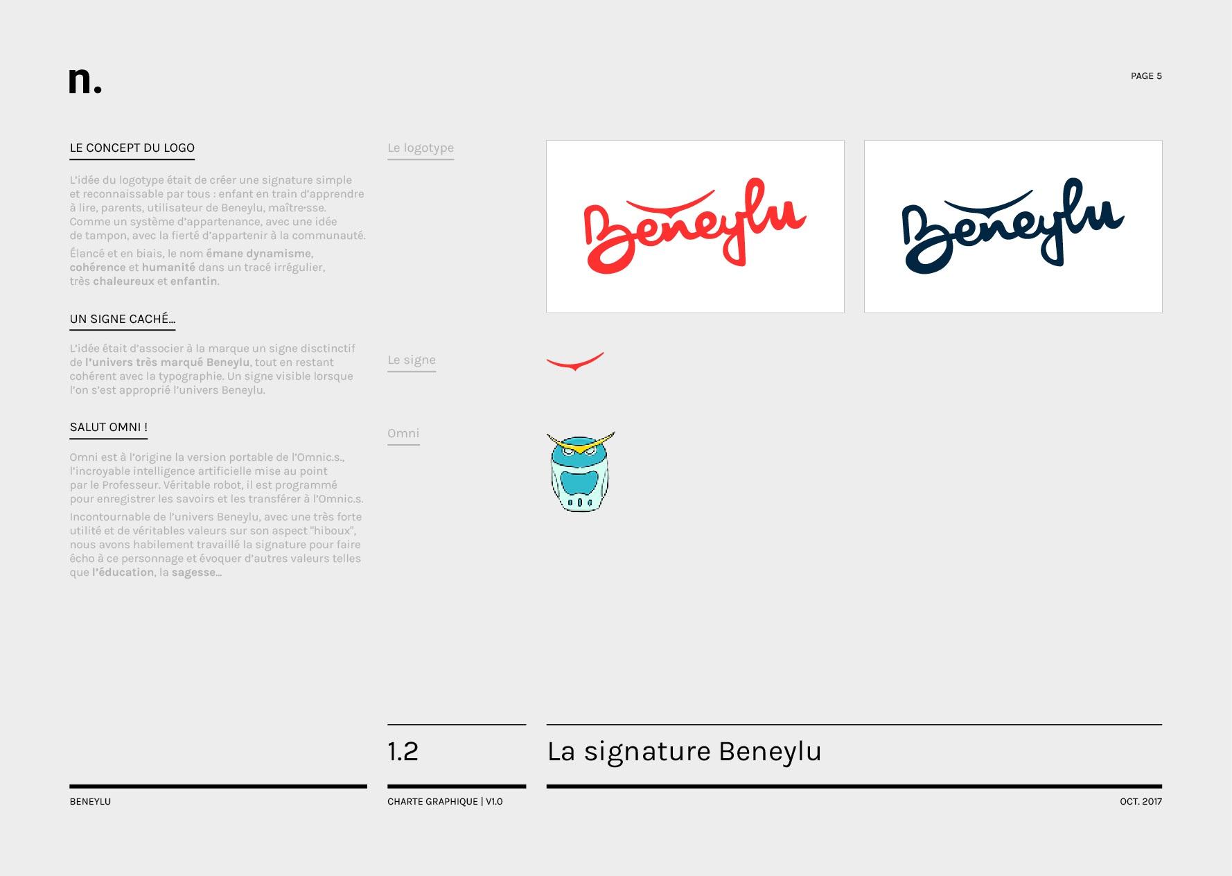 Beneylu Charte Graphique Oct20175