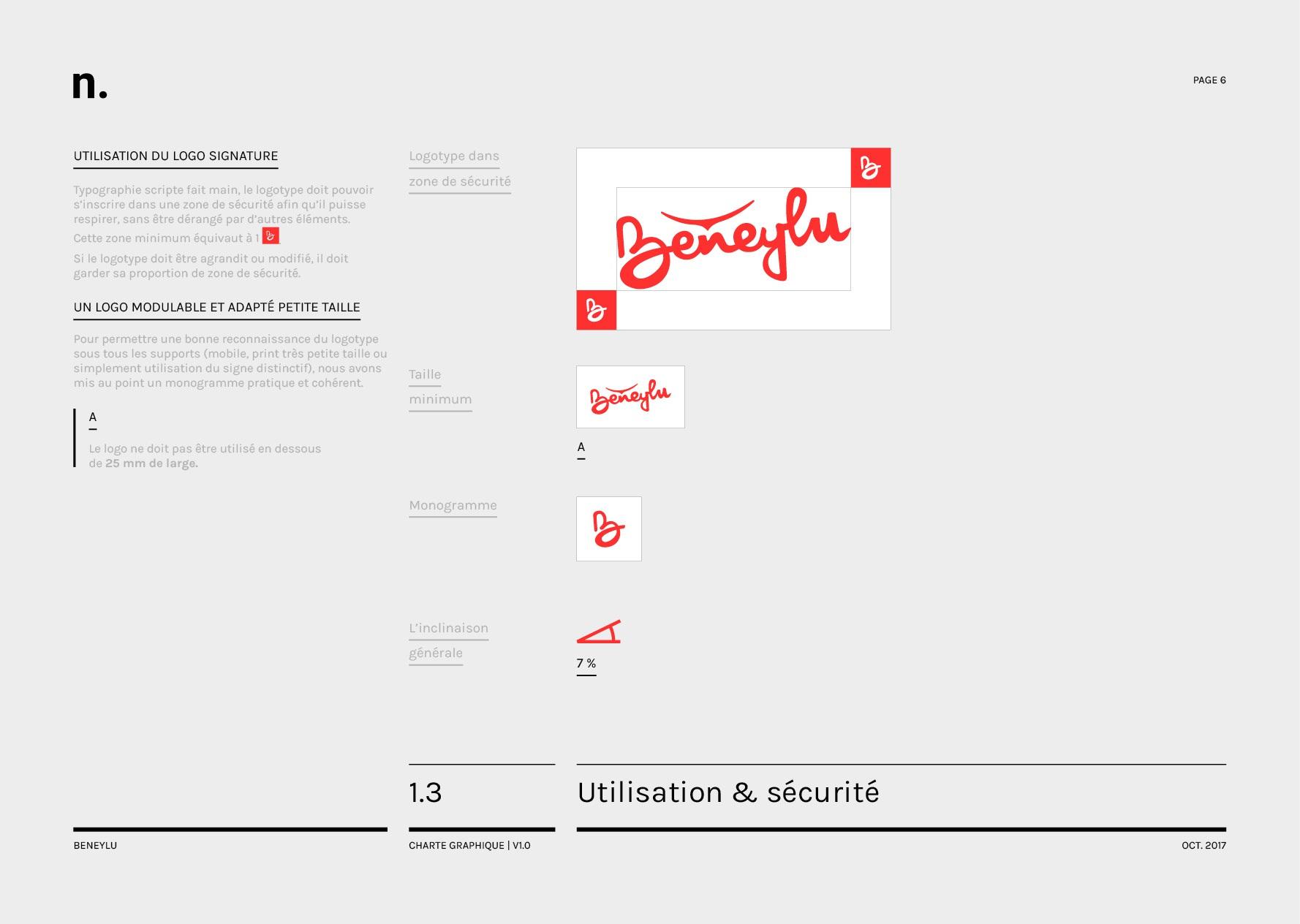 Beneylu Charte Graphique Oct20176