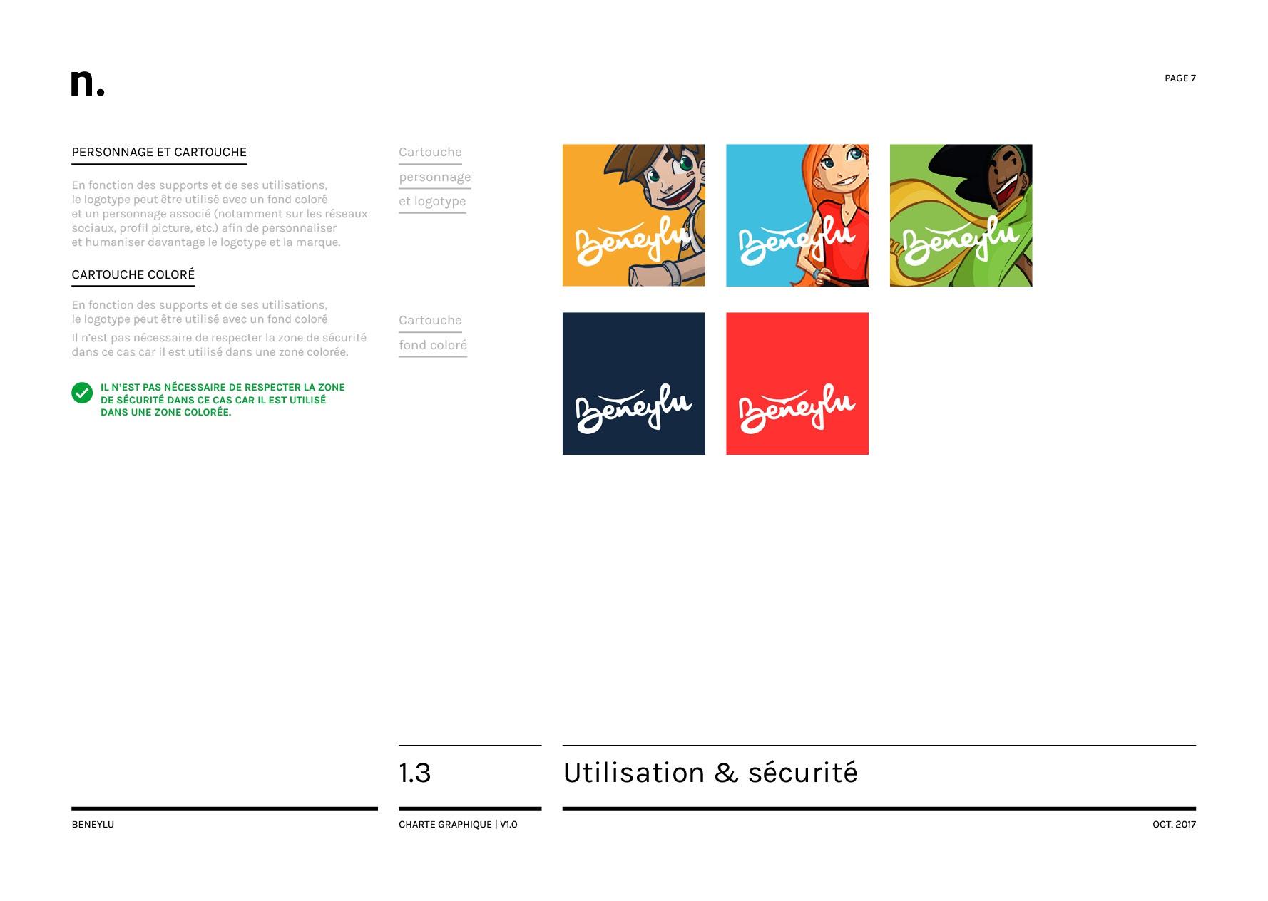 Beneylu Charte Graphique Oct20177