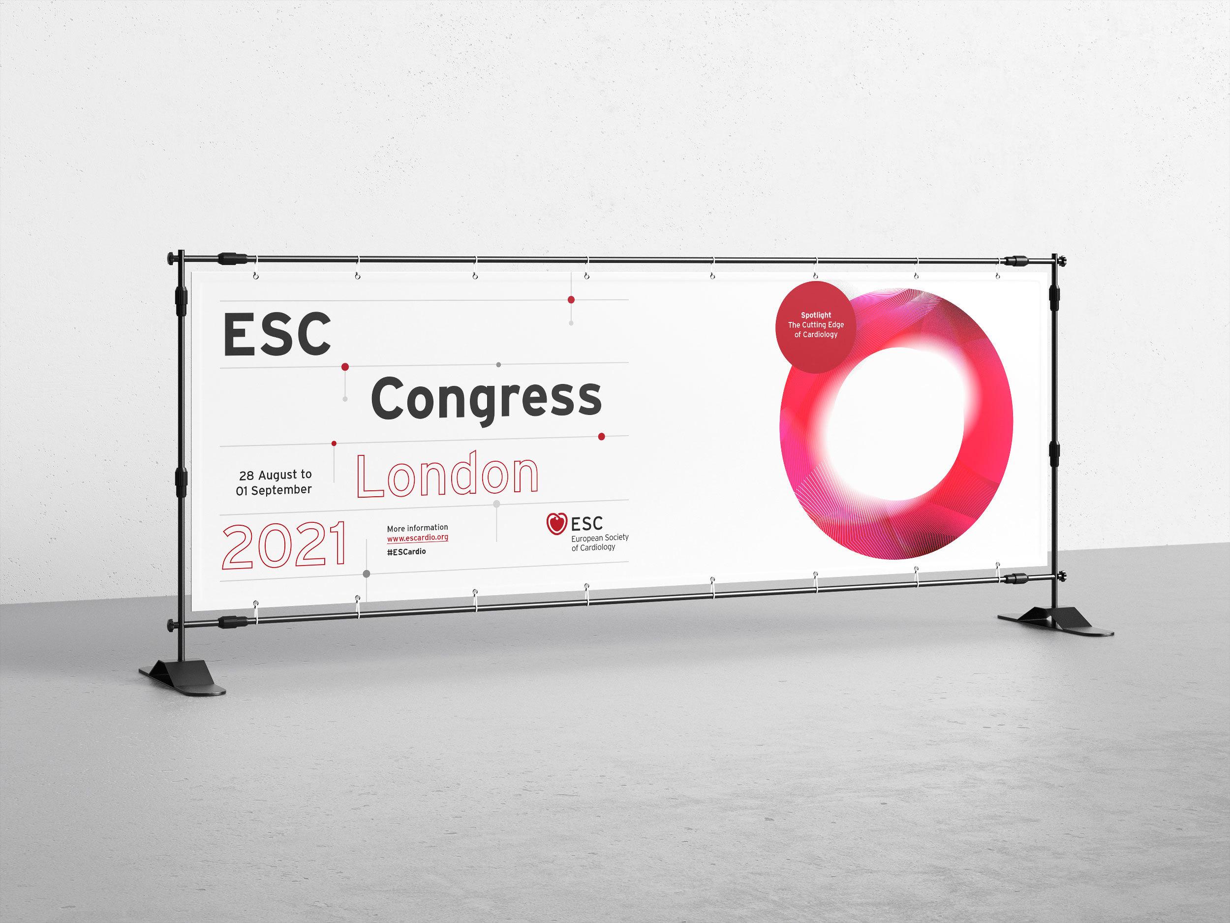 Esc Mockup Signage Banner