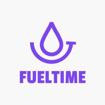 Fueltime Logo Gris
