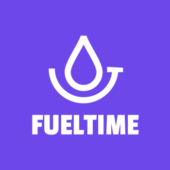 Fueltime Logo Violet
