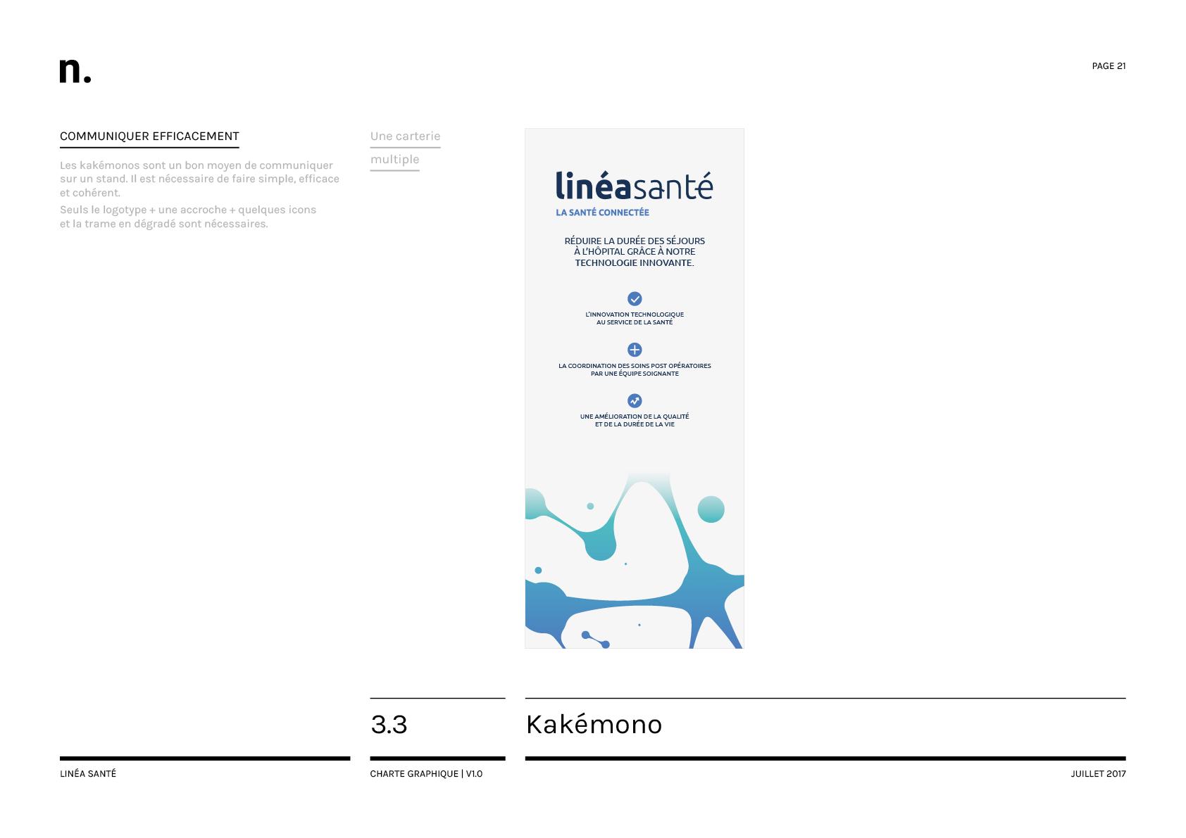Linea Sante Charte Graphique21