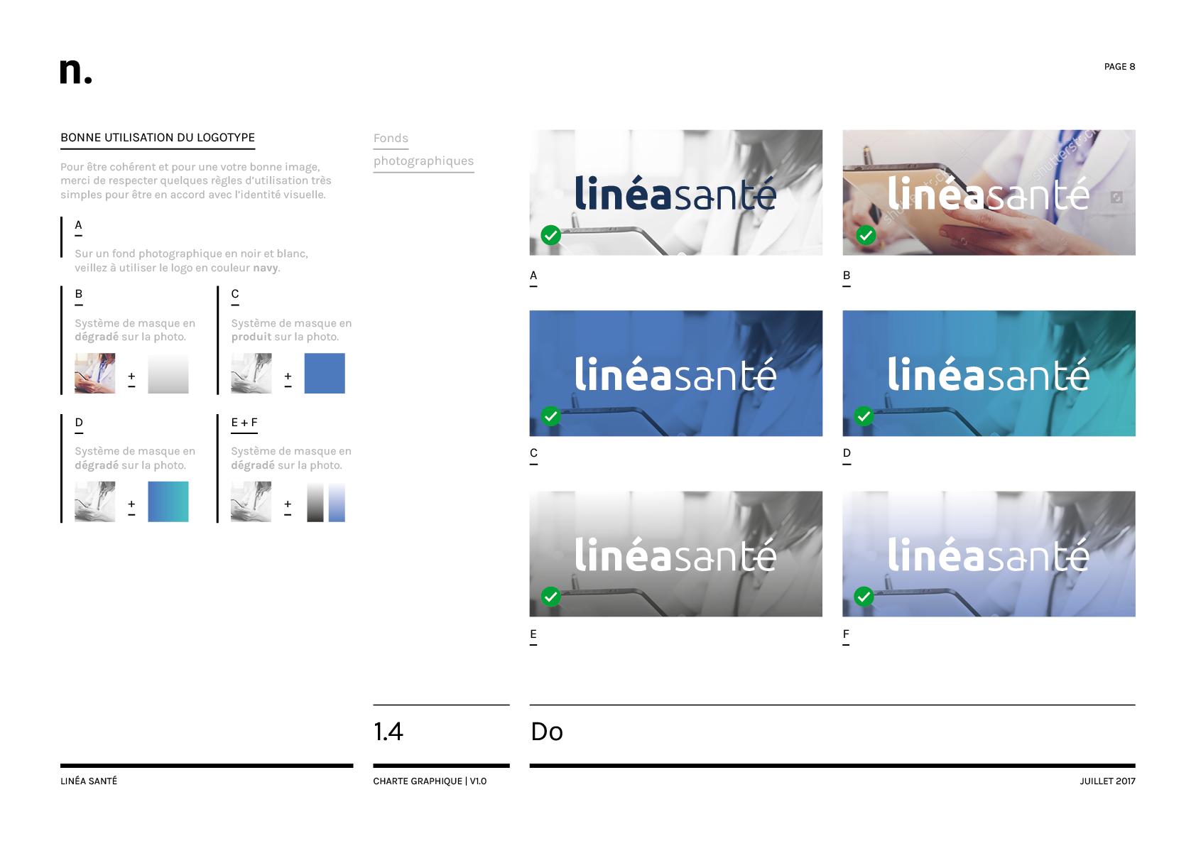 Linea Sante Charte Graphique8