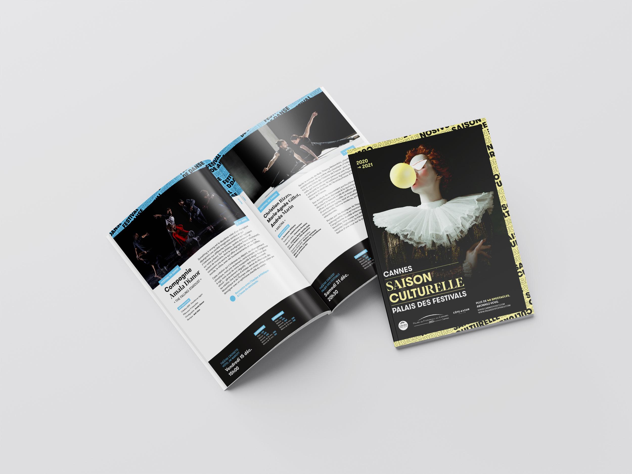 Palais Da Saison Culturelle Magazine 3