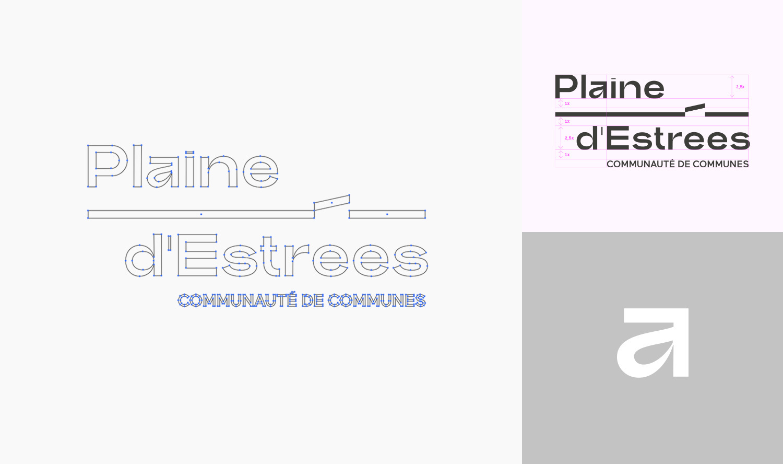 Construction Plaine d'Estrees identité visuelle 12