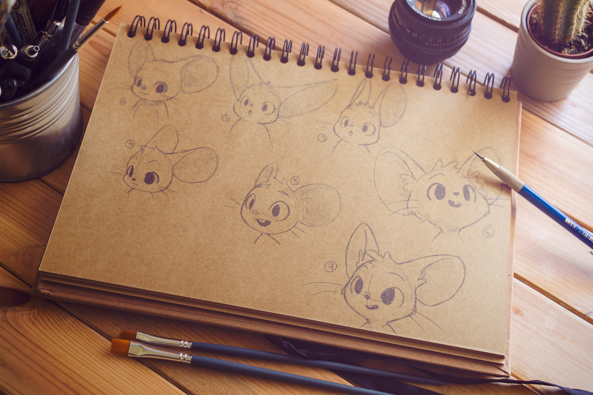 Sketchbook Mockup 1